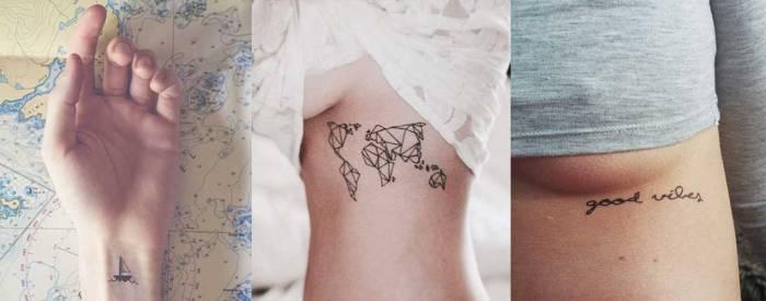 tatuagem-minimalista-barco-tipografia-mapa